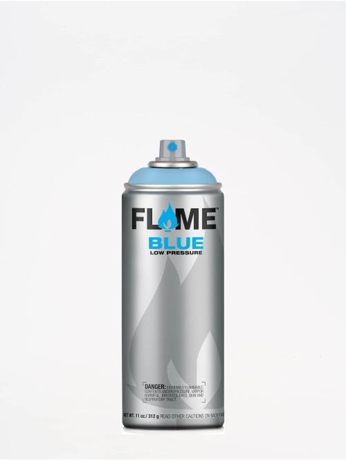 Molotow Spraymaling Flame Blue 400ml Spray Can 504 Lichtblau Hell blå