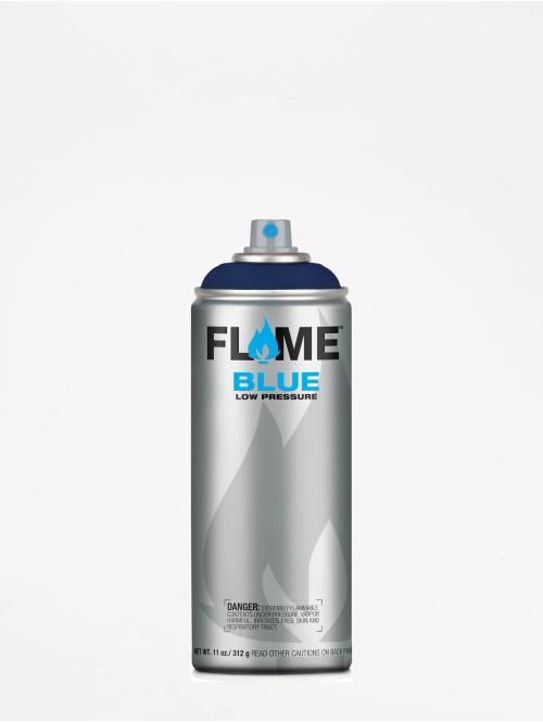 Molotow Spraymaling Flame Blue 400ml Spray Can 522 Saphirblau blå