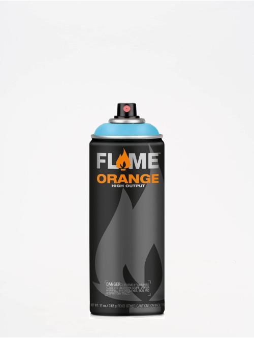 Molotow Spraymaling Flame Orange 400ml Spray Can 502 Lighting Blau blå
