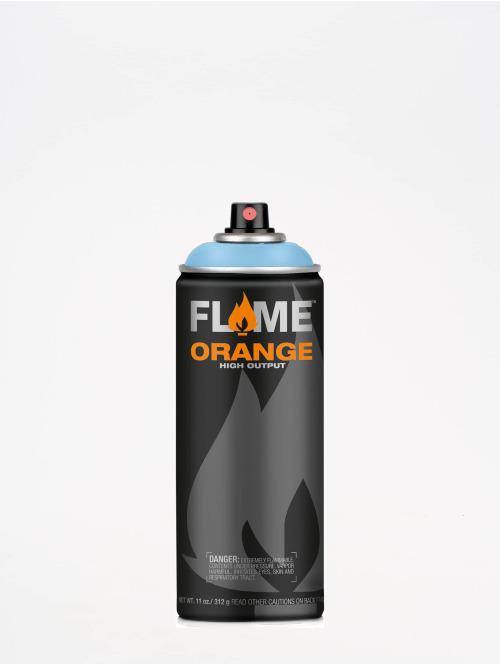 Molotow Spraymaling Flame Orange 400ml Spray Can 504 Lichtblau Hell blå