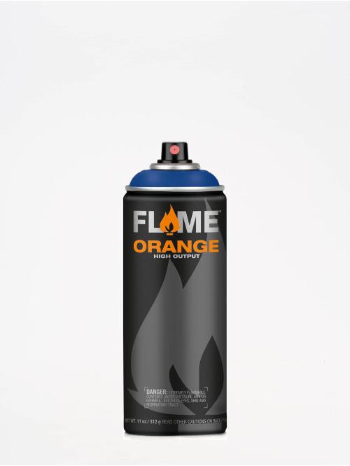 Molotow Spraymaling Flame Orange 400ml Spray Can 514 Echtblau blå