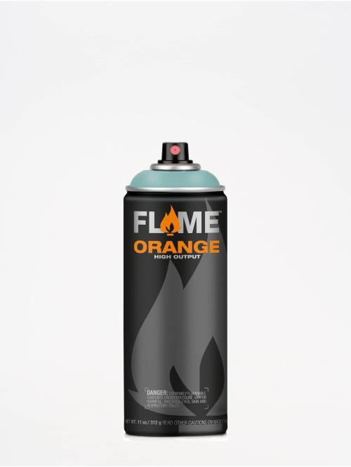 Molotow Spraymaling Flame Orange 400ml Spray Can 531 Grünspan Hell blå