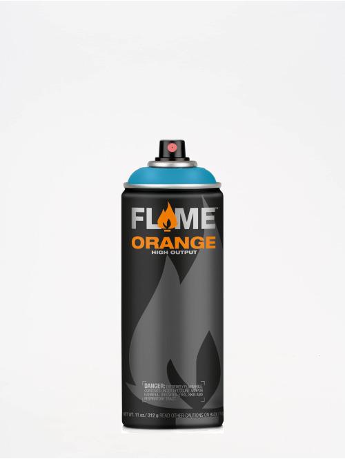 Molotow Spraymaling Flame Orange 400ml Spray Can 616 Aqua Hell blå