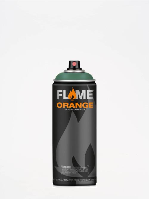 Molotow Spraymaling Flame Orange 400ml Spray Can 610 Salbei Dunkel grøn