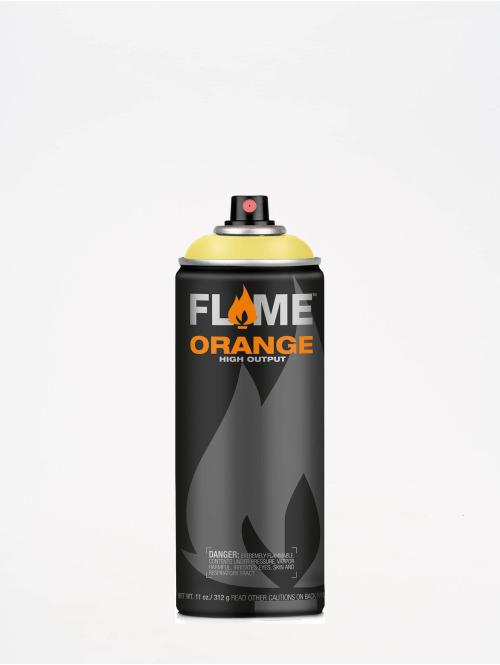Molotow Spraymaling Flame Orange 400ml Spray Can 100 Vanille gul