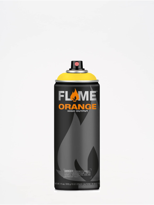 Molotow Spraymaling Flame Orange 400ml Spray Can 102 Zinkgelb gul