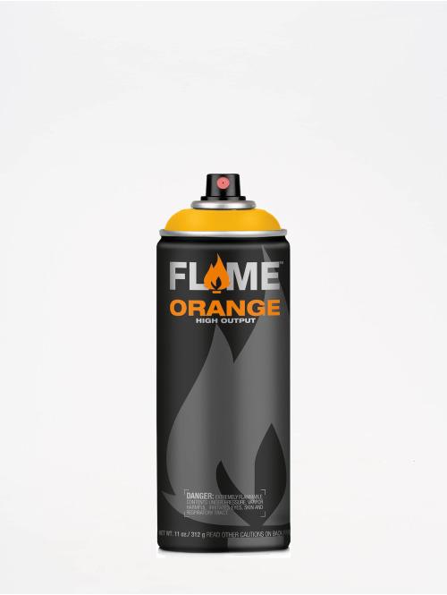 Molotow Spraymaling Flame Orange 400ml Spray Can 107 Melongelb Hell gul