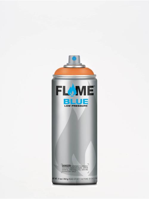 Molotow Spraymaling Flame Blue 400ml Spray Can 210 Aprikose oransje
