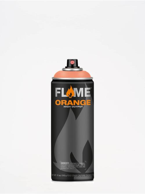 Molotow Spraymaling Flame Orange 400ml Spray Can 205 Pfirsich Dunkel oransje