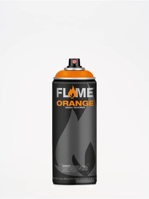 Molotow Spraymaling Flame Orange 400ml Spray Can 204 Hellorange oransje