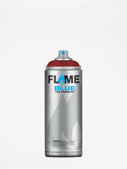 Molotow Spraymaling Flame Blue 400ml Spray Can 306 Rubinrot red
