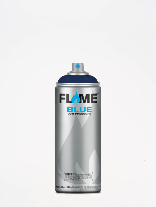 Molotow Spuitbussen Flame Blue 400ml Spray Can 522 Saphirblau blauw