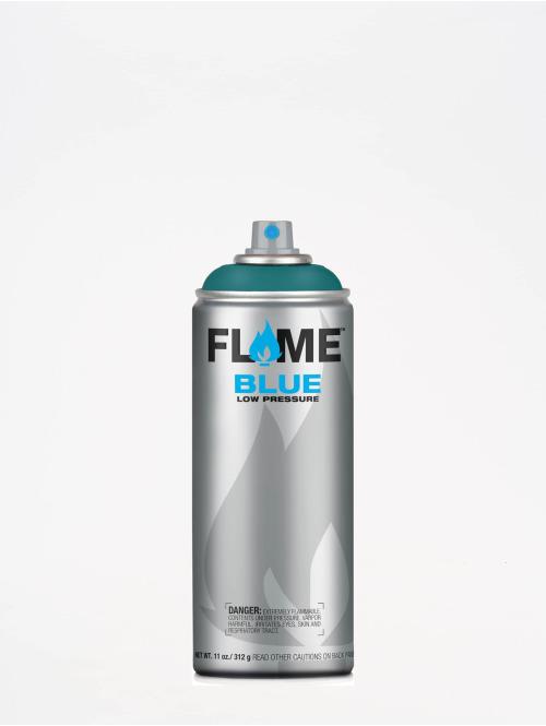 Molotow Spuitbussen Flame Blue 400ml Spray Can 606 Ozeanblau blauw