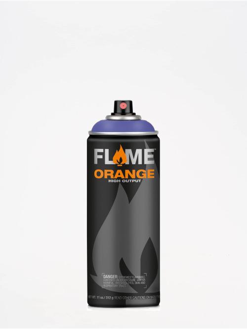 Molotow Spuitbussen Flame Orange 400ml Spray Can 418 Veilchen blauw