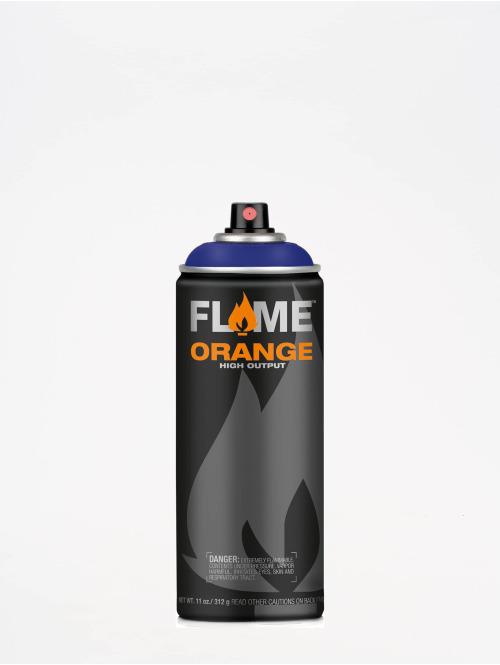 Molotow Spuitbussen Flame Orange 400ml Spray Can 420 Veilchen Dunkel blauw