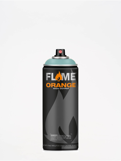 Molotow Spuitbussen Flame Orange 400ml Spray Can 531 Grünspan Hell blauw