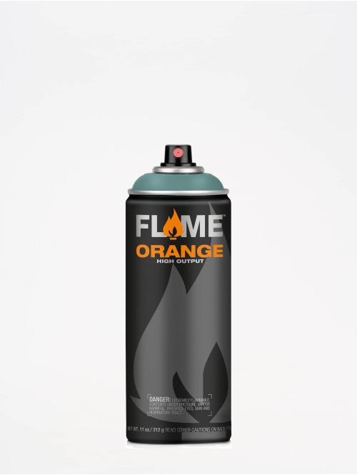 Molotow Spuitbussen Flame Orange 400ml Spray Can 533 Grünspan blauw