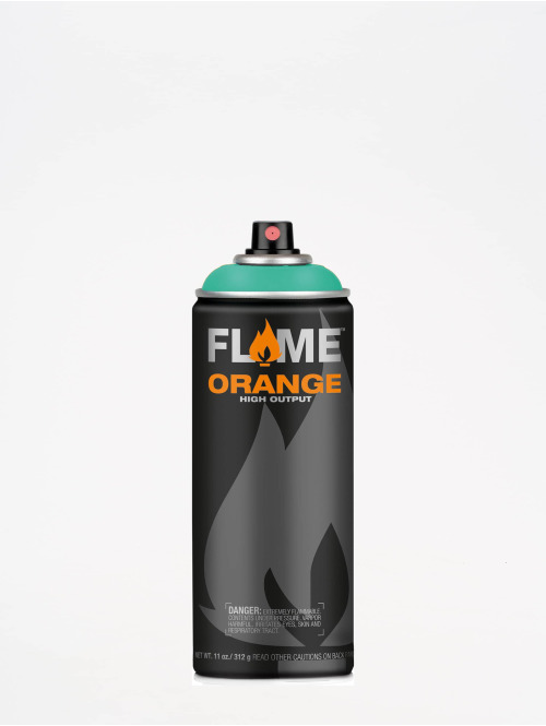 Molotow Spuitbussen Flame Orange 400ml Spray Can 601 Crazy Riviera blauw