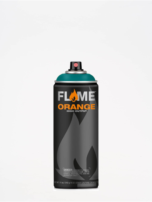 Molotow Spuitbussen Flame Orange 400ml Spray Can 606 Ozeanblau blauw