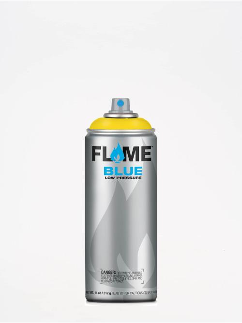 Molotow Spuitbussen Flame Blue 400ml Spray Can 104 Kadmiumgelb geel