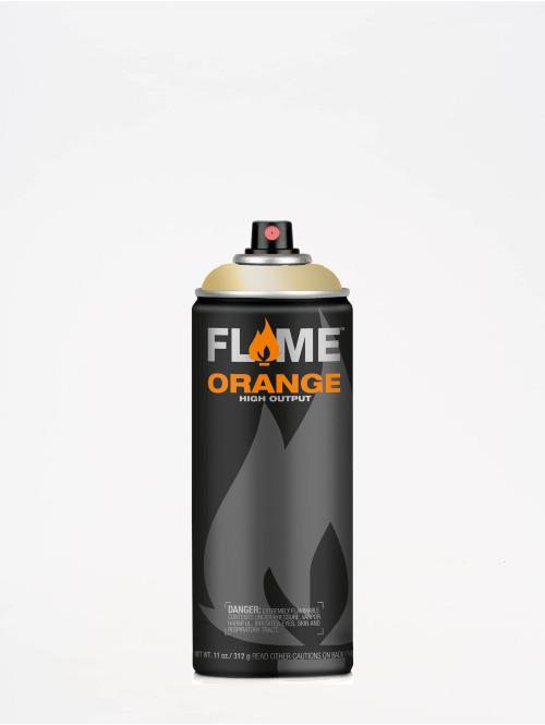 Molotow Spuitbussen Flame Orange 400ml Spray Can 906 Golden goud