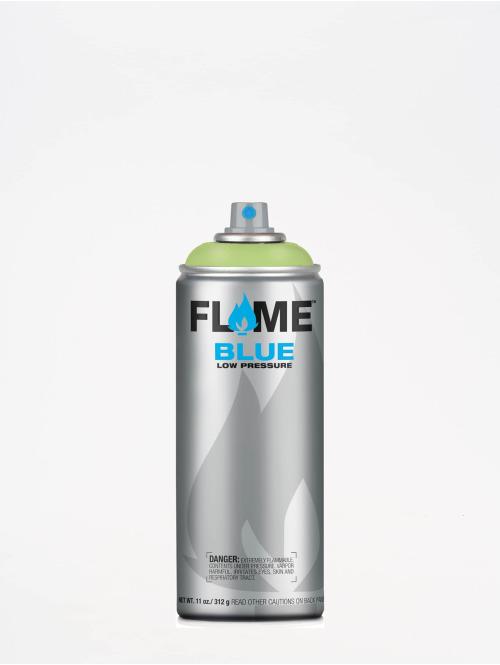 Molotow Spuitbussen Flame Blue 400ml Spray Can 654 Frühlingsgrün groen