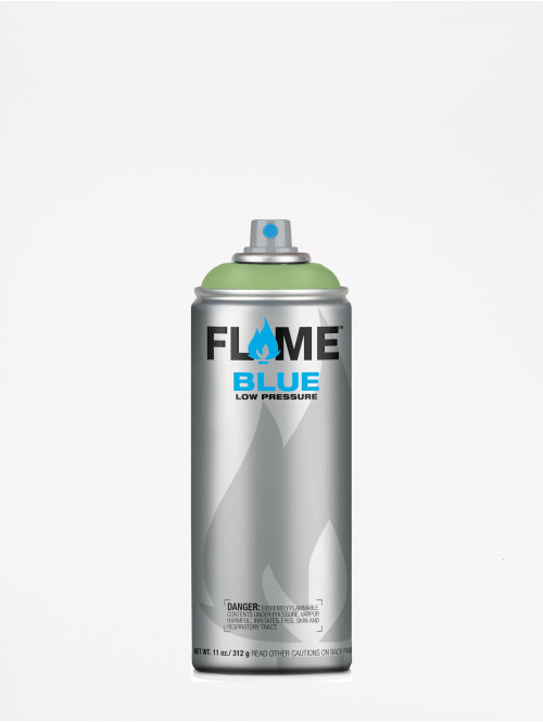 Molotow Spuitbussen Flame Blue 400ml Spray Can 656 Tarzangrün groen