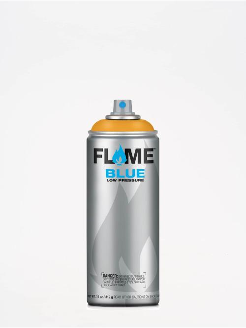 Molotow Spuitbussen Flame Blue 400ml Spray Can 114 Dahlie oranje