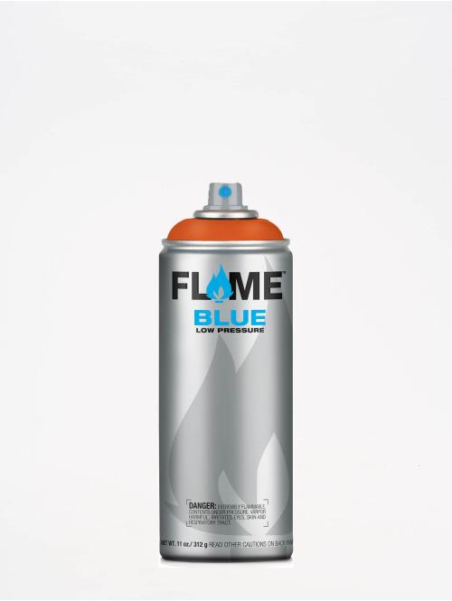 Molotow Spuitbussen Flame Blue 400ml Spray Can 212 Orange oranje