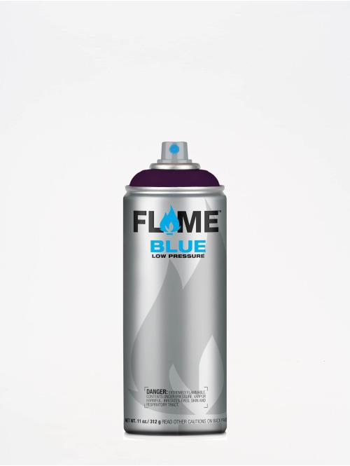 Molotow Spuitbussen Flame Blue 400ml Spray Can 318 Verkehrsviolett Dunkel paars