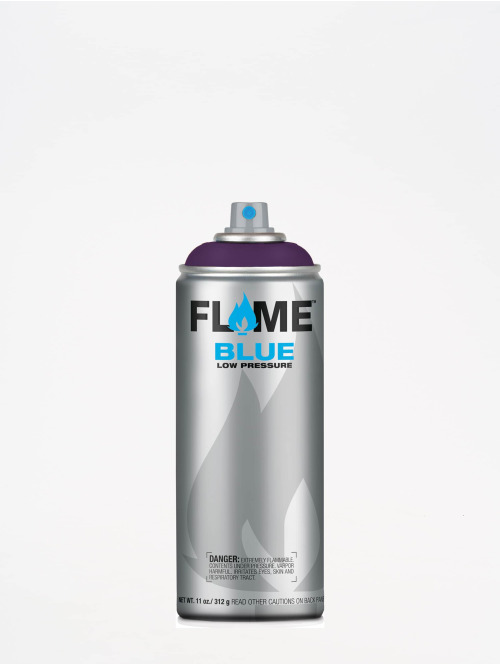 Molotow Spuitbussen Flame Blue 400ml Spray Can 412 Johannisbeere paars