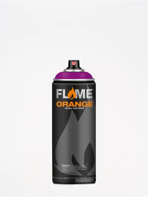 Molotow Spuitbussen Flame Orange 400ml Spray Can 404 Verkehrsviolett paars