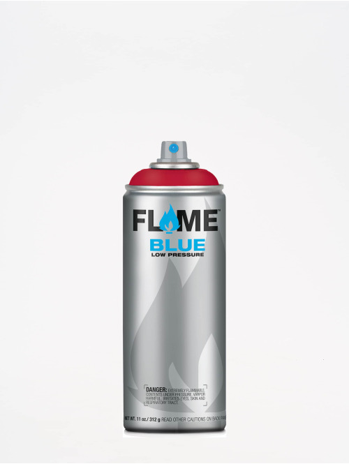 Molotow Spuitbussen Flame Blue 400ml Spray Can 311 Crazy Cherry rood