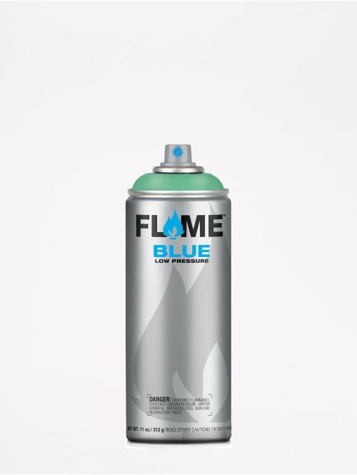 Molotow Spuitbussen Flame Blue 400ml Spray Can 666 Menthol turquois