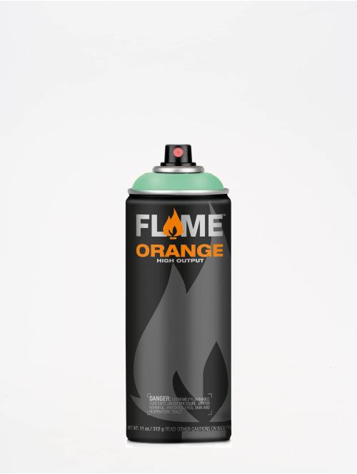 Molotow Spuitbussen Flame Orange 400ml Spray Can 664 Menthol Hell turquois