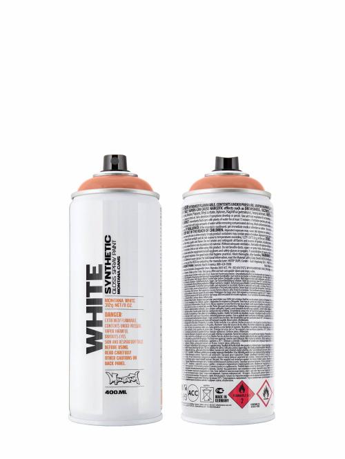 Montana Spraydosen WHITE 400ml 8130 Pflaster braun