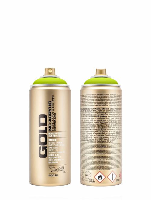 Montana Spraydosen GOLD_400ml 6030 Lime grün