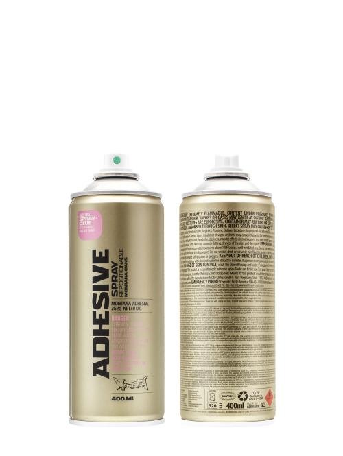 Montana Spraydosen ADHESIVE 400ml 400 Temporär weiß