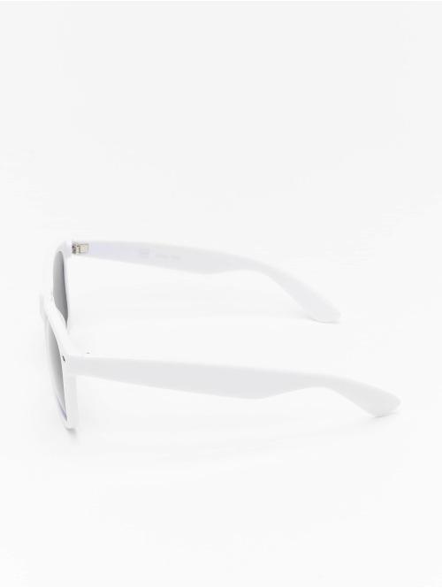 MSTRDS Sonnenbrille Groove weiß