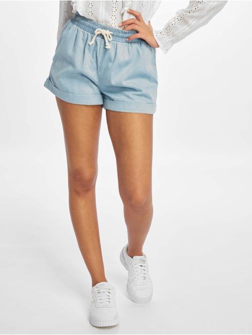 NA-KD Shorts Jogger Waist blau