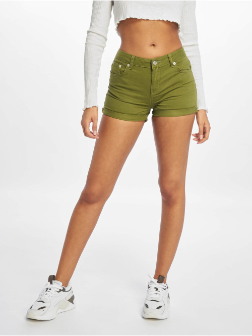 NA-KD Shorts 5 Pocket khaki