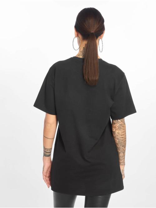 NA-KD T-Shirt Future Oversized schwarz