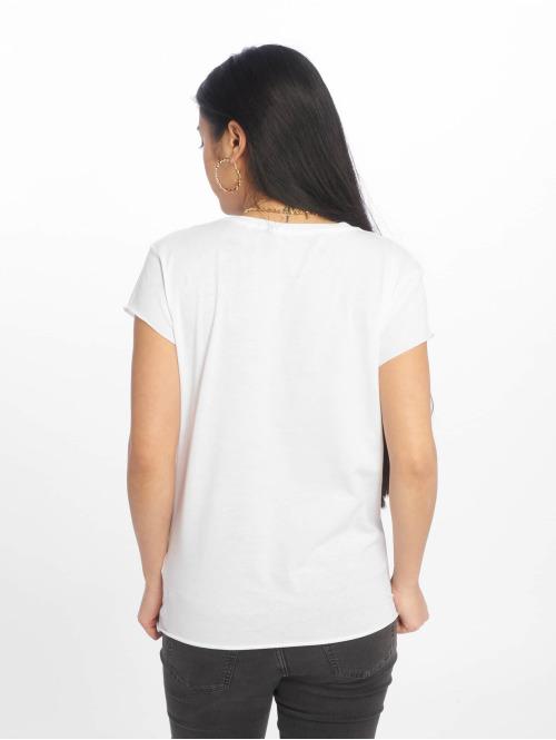 NA-KD T-Shirt Babe Basic weiß