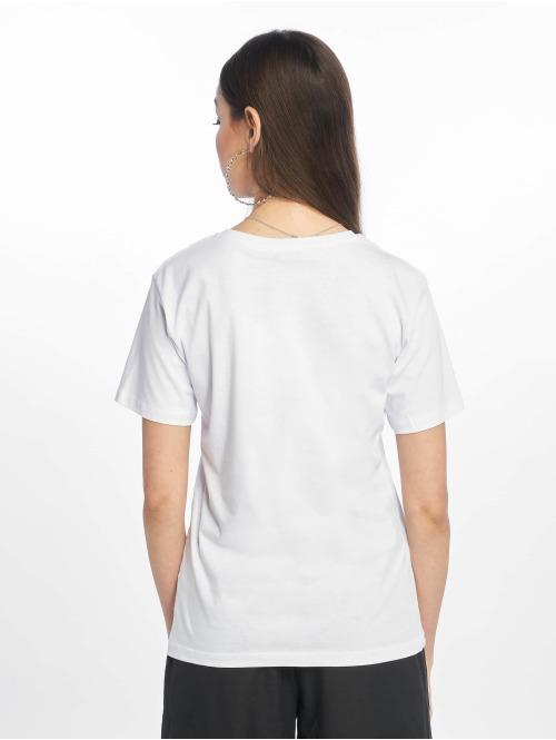 NA-KD T-Shirt Priceless weiß