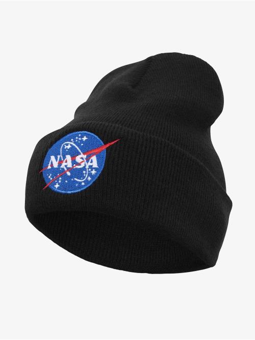 NASA Fitted Cap Insignia schwarz
