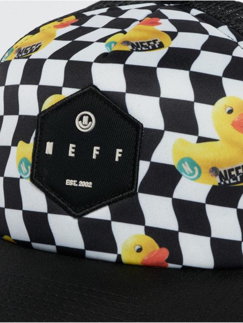 NEFF Trucker Cap Hot Tub schwarz