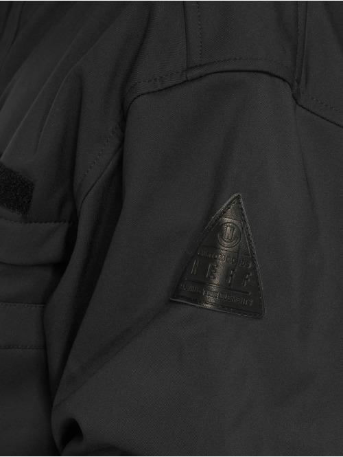 NEFF Übergangsjacke Military schwarz