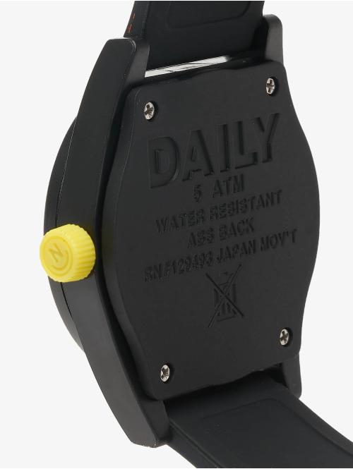 NEFF Uhr Daily Wild schwarz