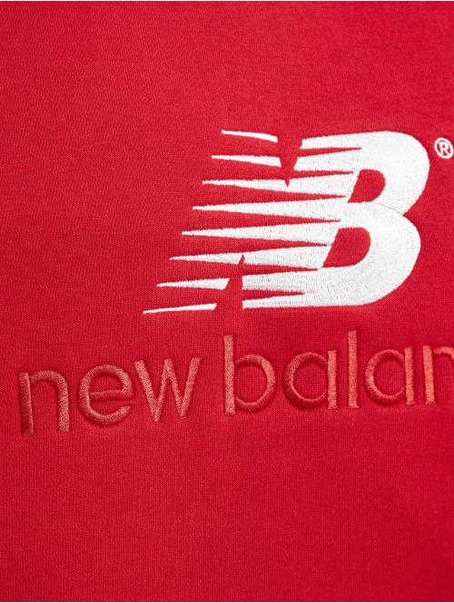 New Balance Hoody MT93519 rot