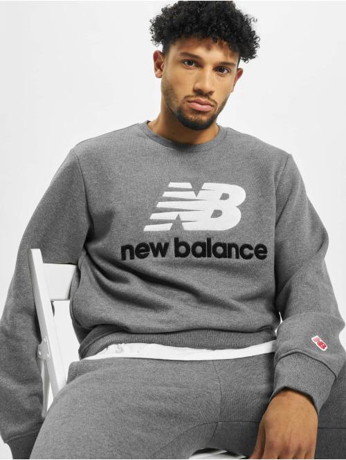 New Balance Pullover MT93546 grau